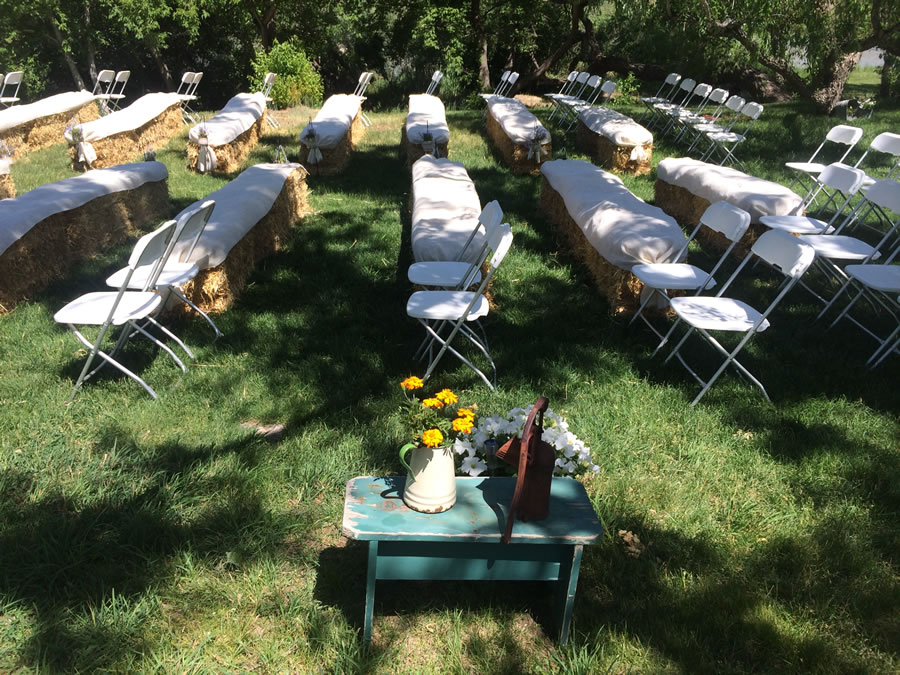 Red Butte Ranch Wedding 13