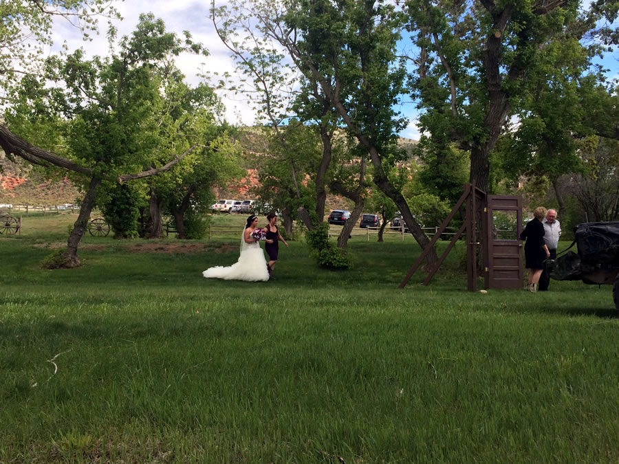 Red Butte Ranch Wedding 18