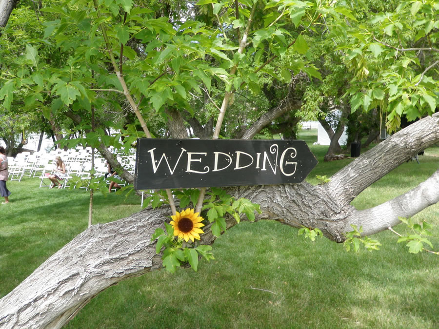 Red Butte Ranch Wedding 2