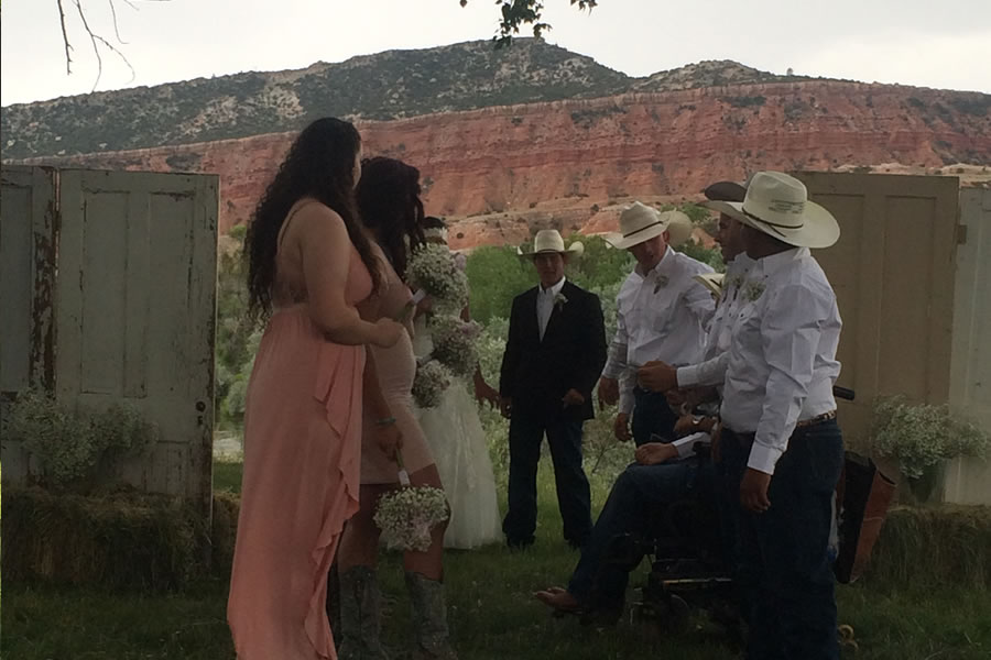 Red Butte Ranch Wedding 22