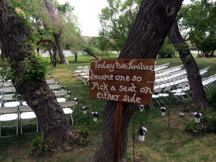 Red Butte Ranch Wedding 7