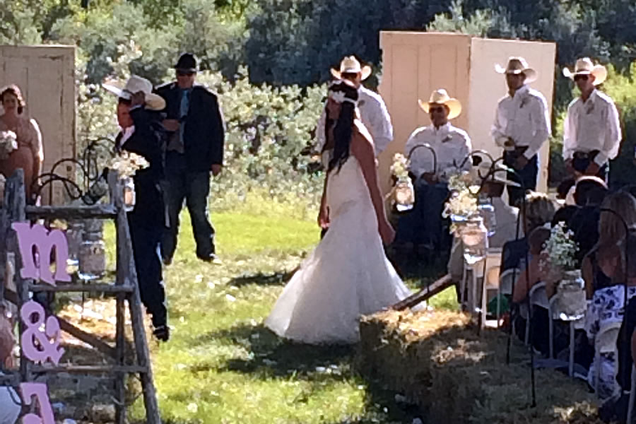 Red Butte Ranch Wedding 26