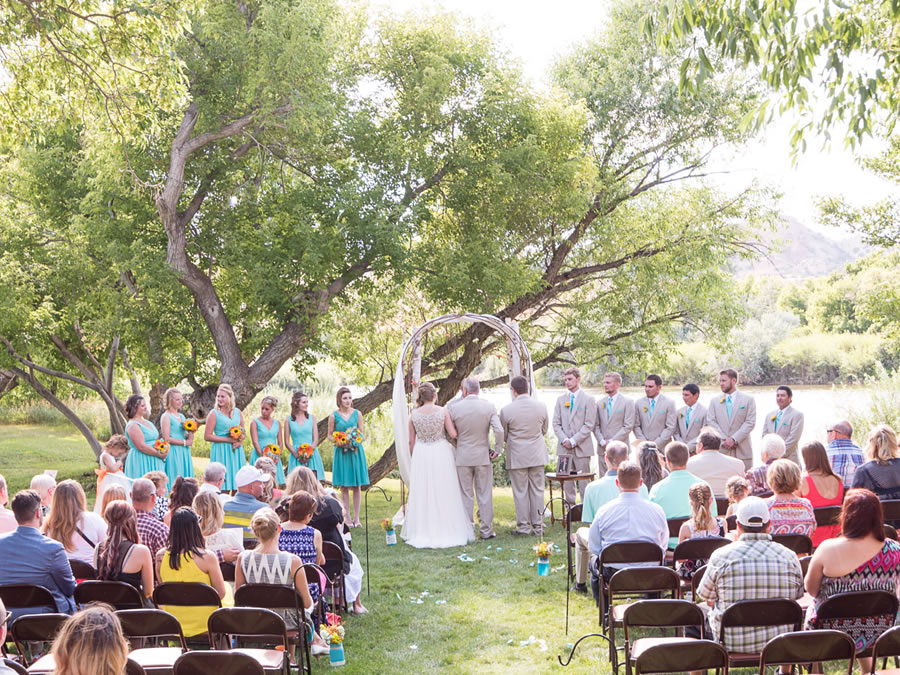 Red Butte Ranch Wedding 34