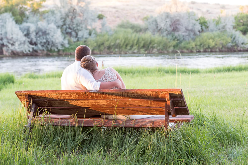 Red Butte Ranch Weddings in Wyoming